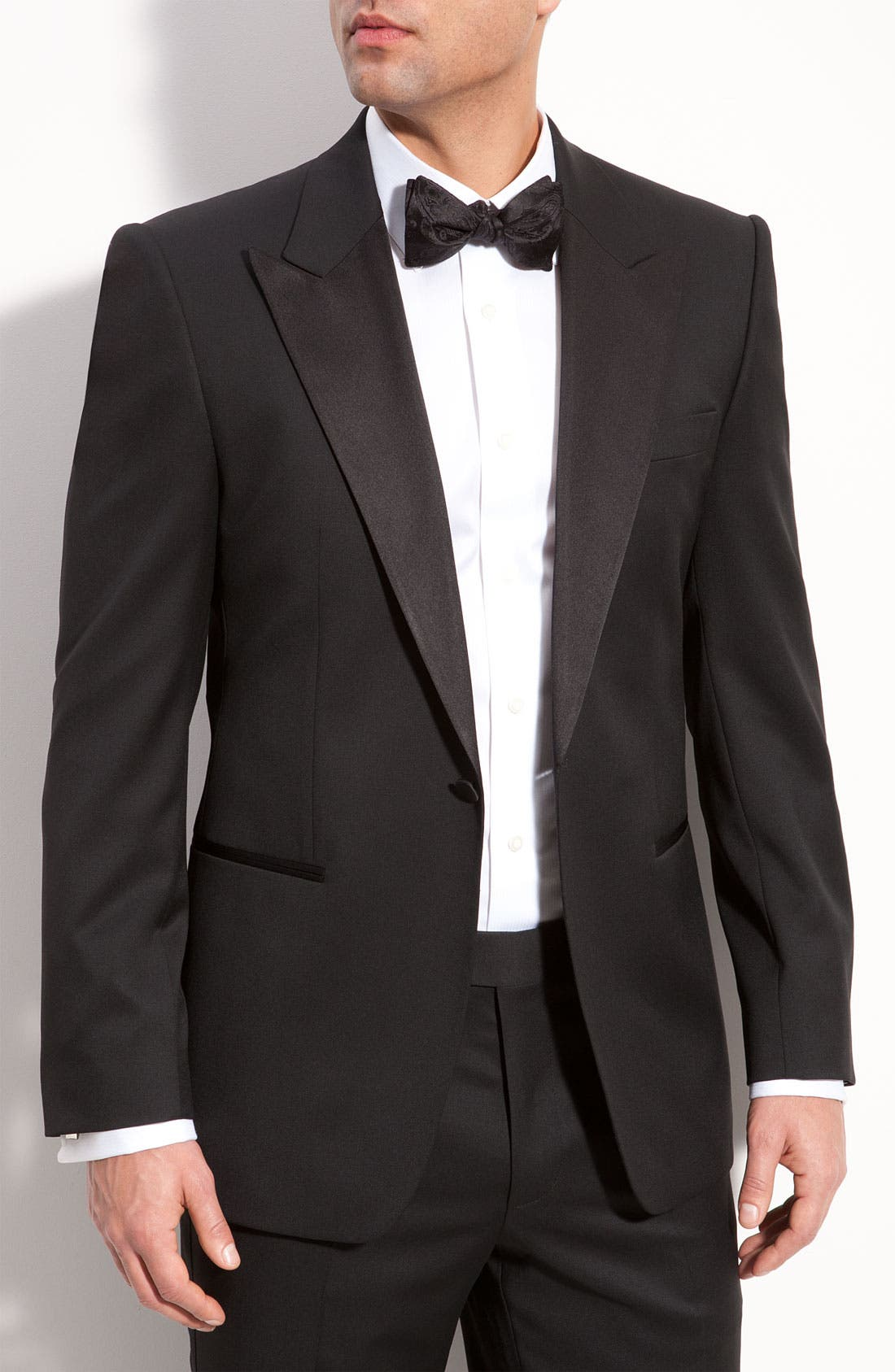Alternate Image 3  - BOSS HUGO BOSS 'Grant' Classic Fit Tuxedo (Free Next Day Shipping)