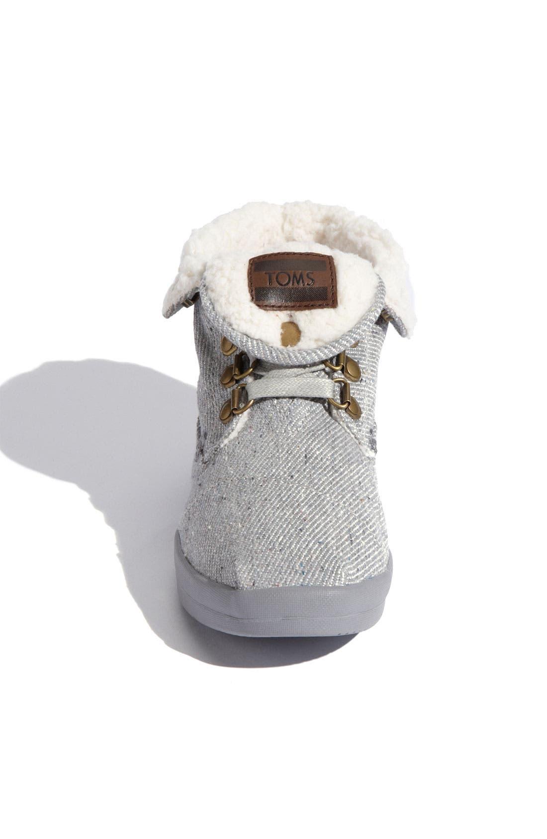 Alternate Image 3  - TOMS 'Botas - Highlands' Fleece Chukka Boot