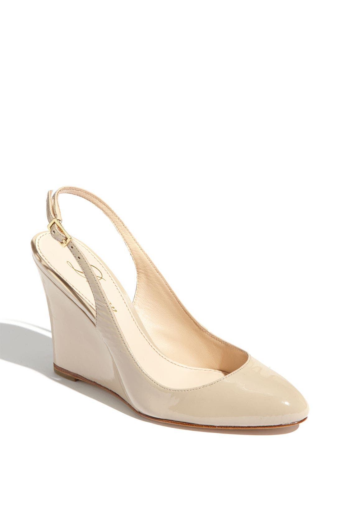 Alternate Image 1 Selected - Delman 'Fargo' Pump (Online Only)
