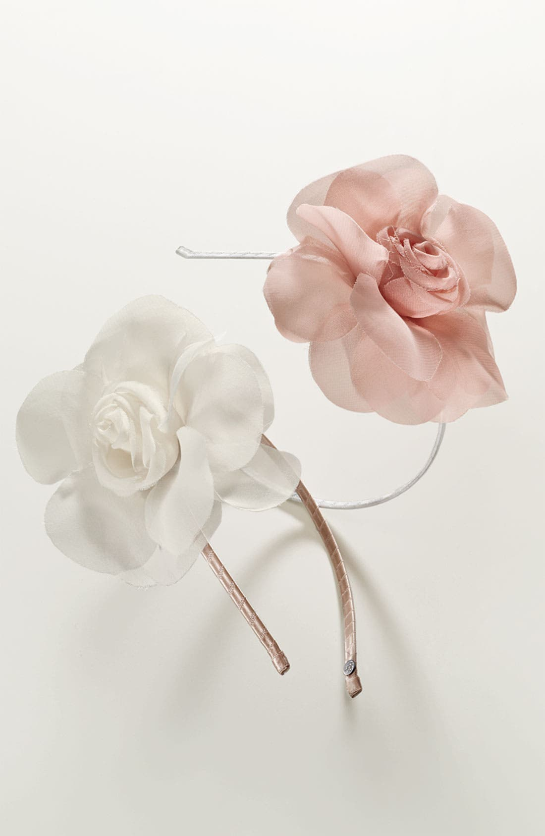 Alternate Image 2  - Cara Accessories 'Soft Petals' Headband