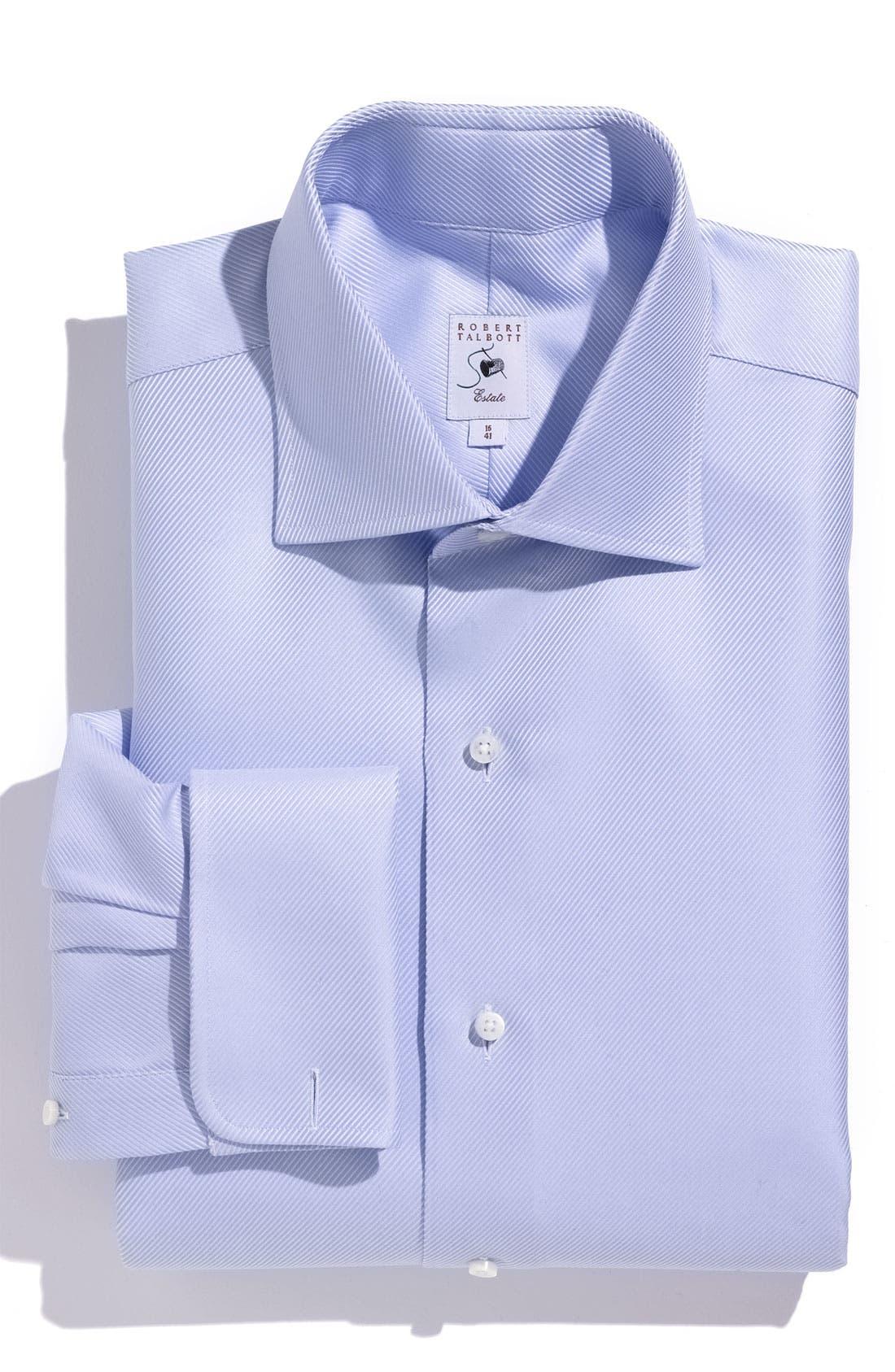 Alternate Image 1 Selected - Robert Talbott Regular Fit Estate Dress Shirt (Online Exclusive)