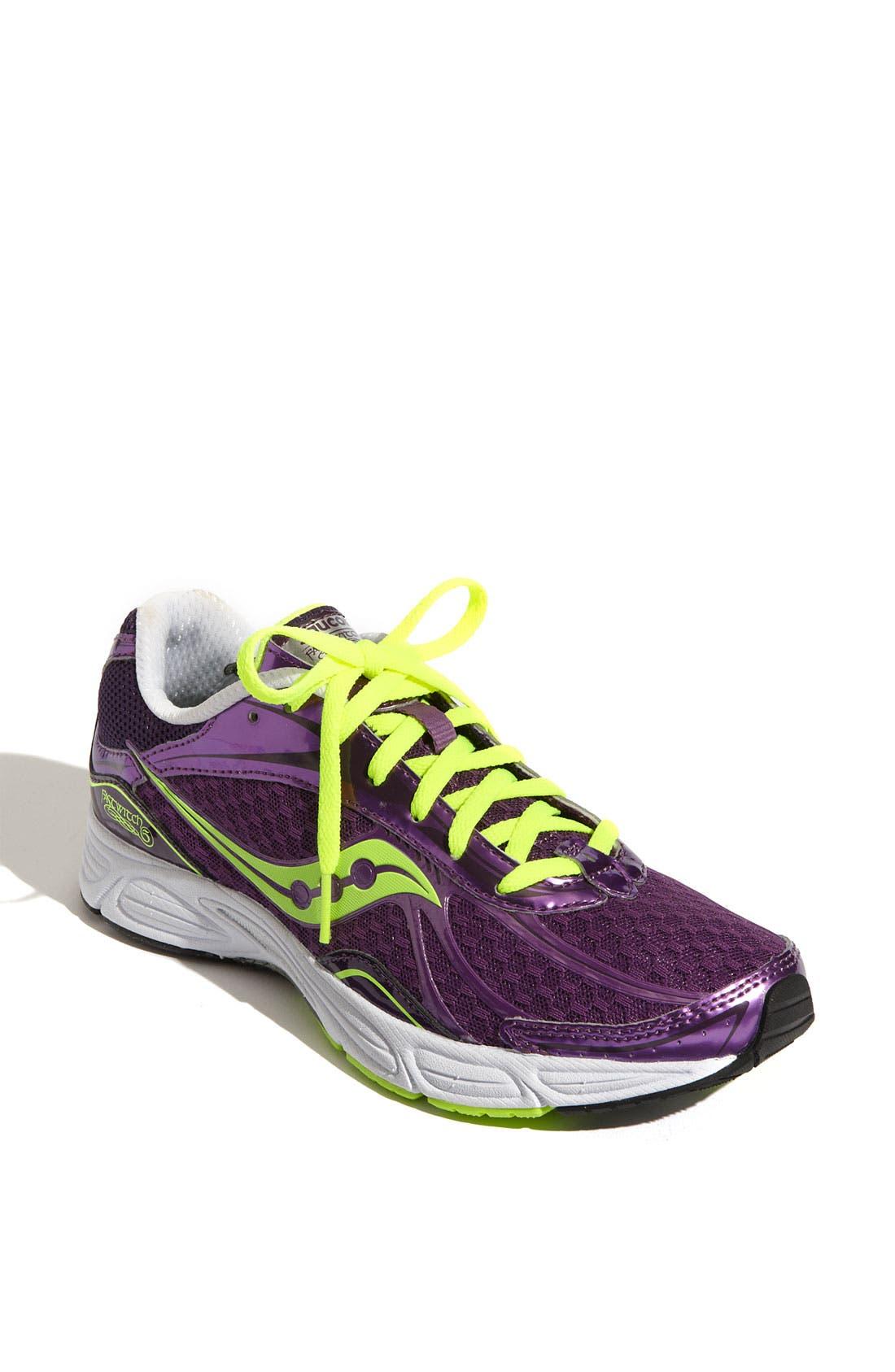 Main Image - Saucony 'Grid Fastwitch 5' Running Shoe (Women)