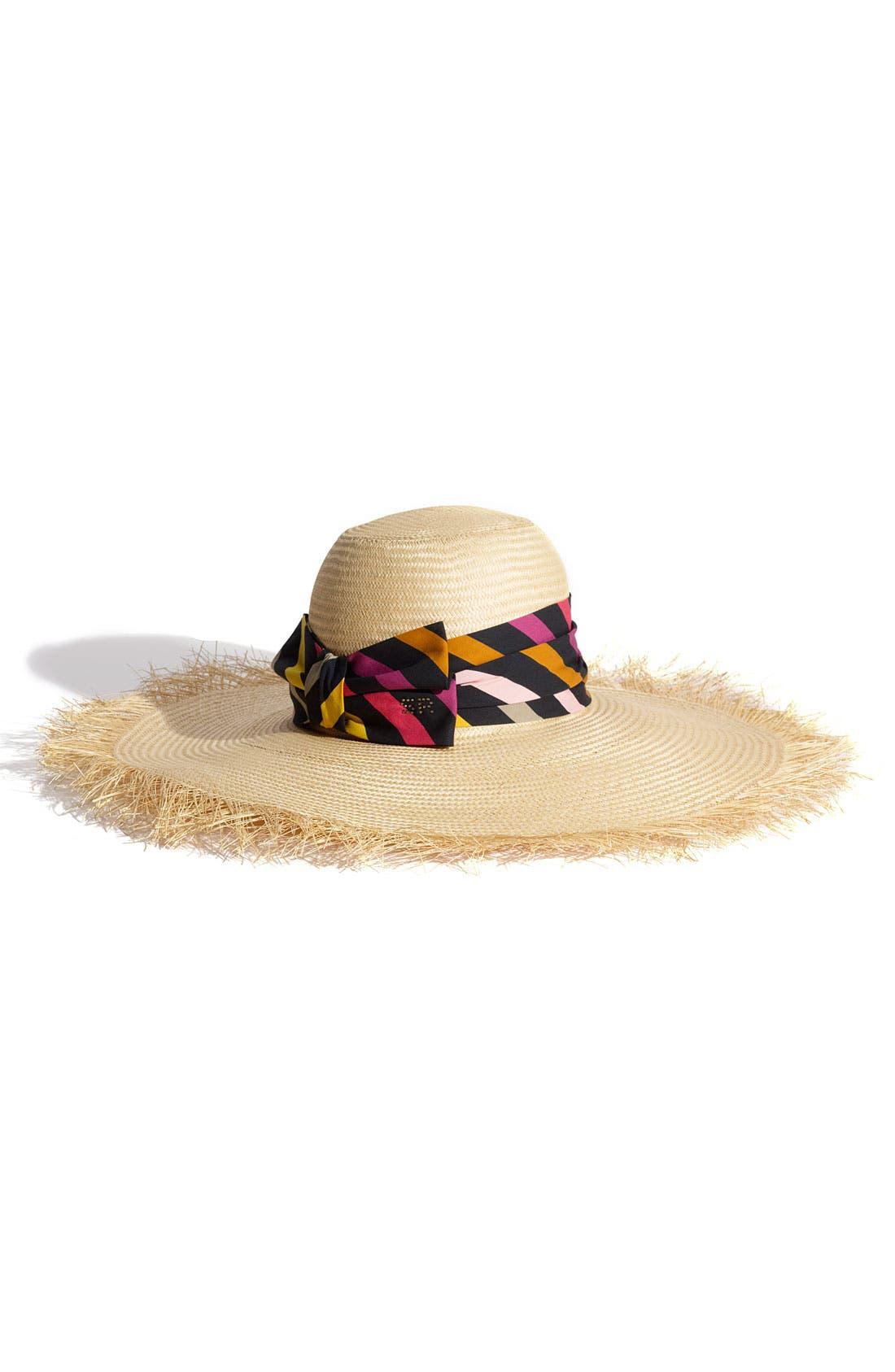 Alternate Image 1 Selected - Sonia Rykiel Straw Sun Hat