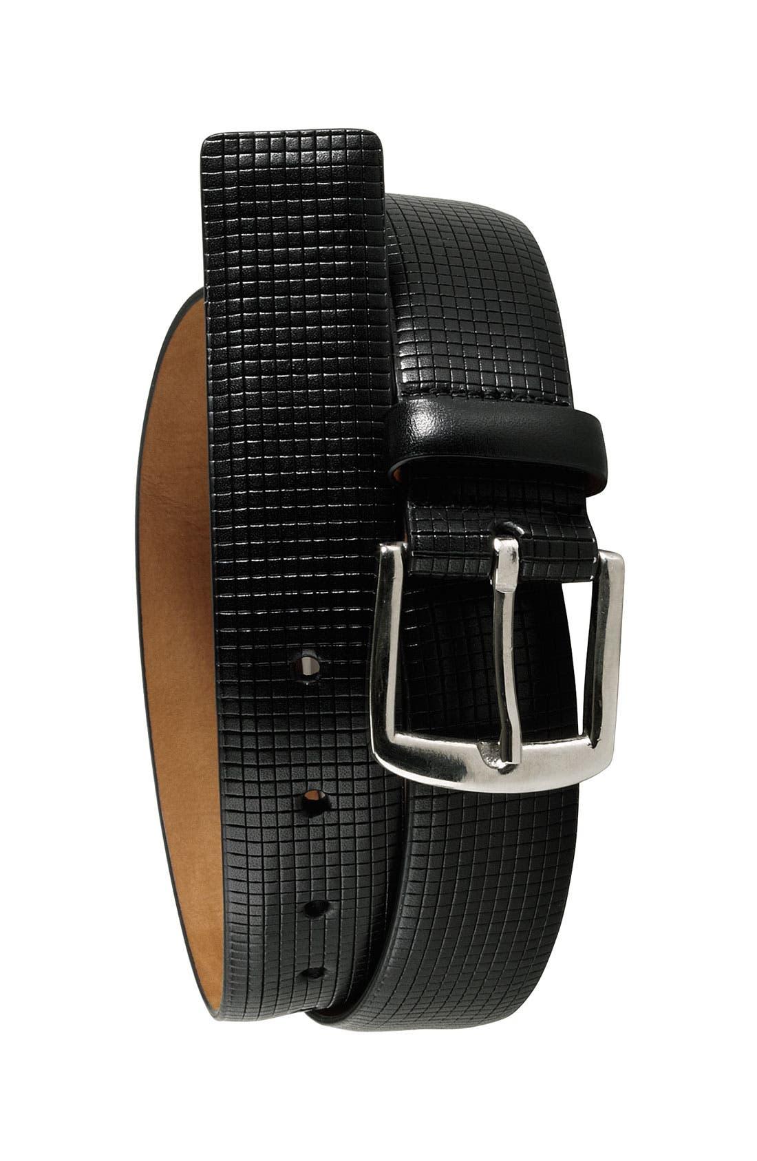Main Image - Cole Haan 'Adams' Leather Belt