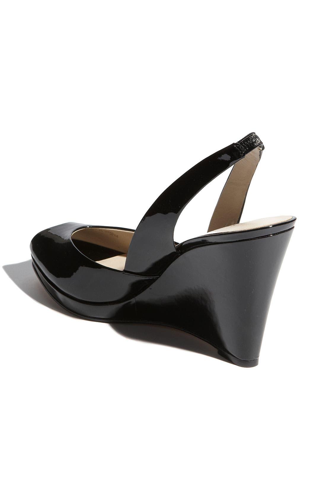 Alternate Image 2  - KORS Michael Kors 'Vivian' Wedge Sandal