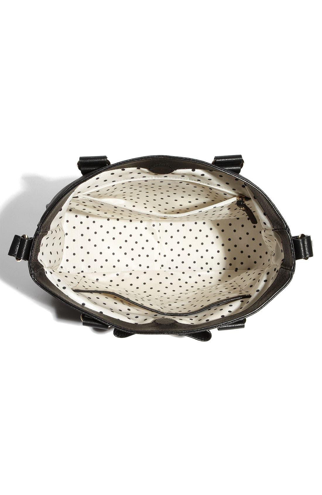 Alternate Image 3  - kate spade new york 'primrose hill - goldie' leather satchel