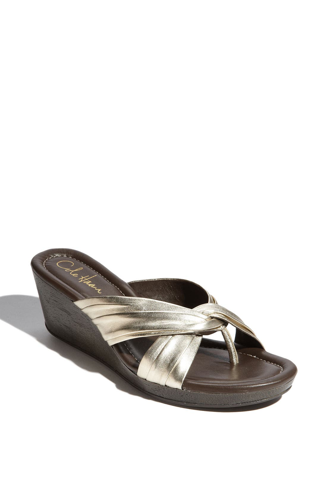Alternate Image 1 Selected - Cole Haan 'Air Eden' Thong Sandal