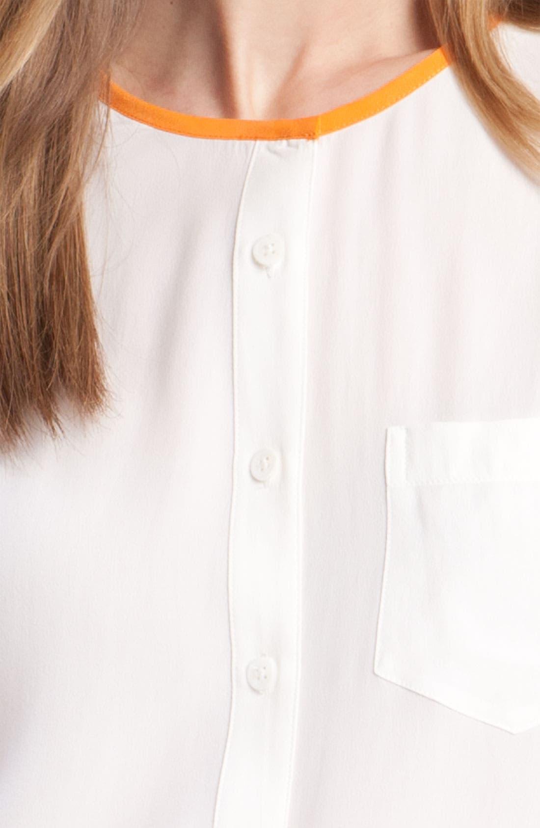 Alternate Image 2  - Equipment 'Julian' Silk Shirt
