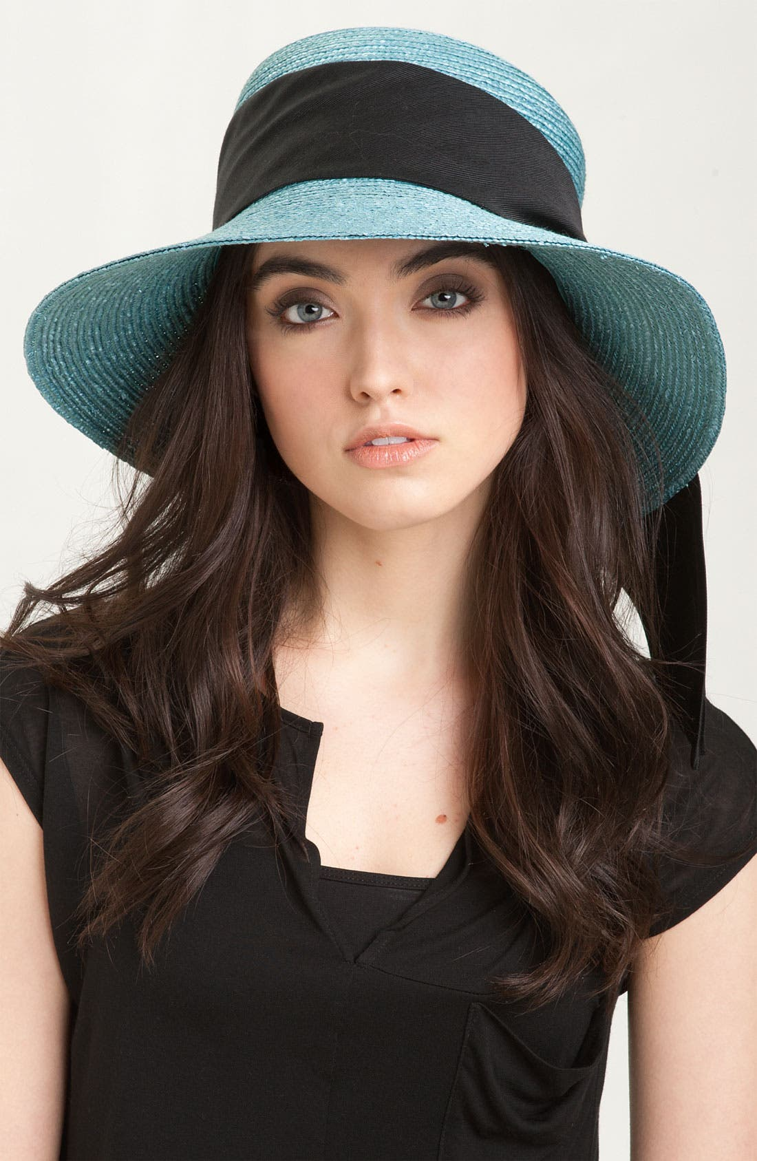 Alternate Image 1 Selected - Nordstrom Wheat Straw Hat