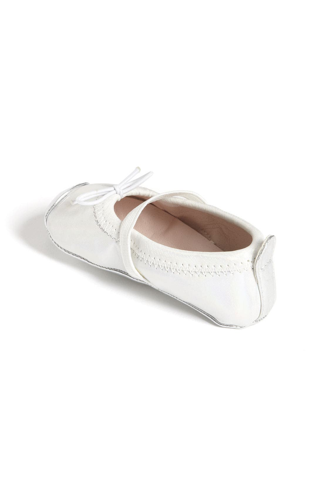Alternate Image 2  - Stuart Weitzman 'Baby Chippy' Crib Shoe (Baby)