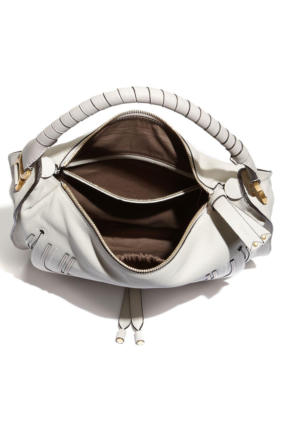 Alternate Image 3  - Chloé 'Marcie - Large' Leather Hobo