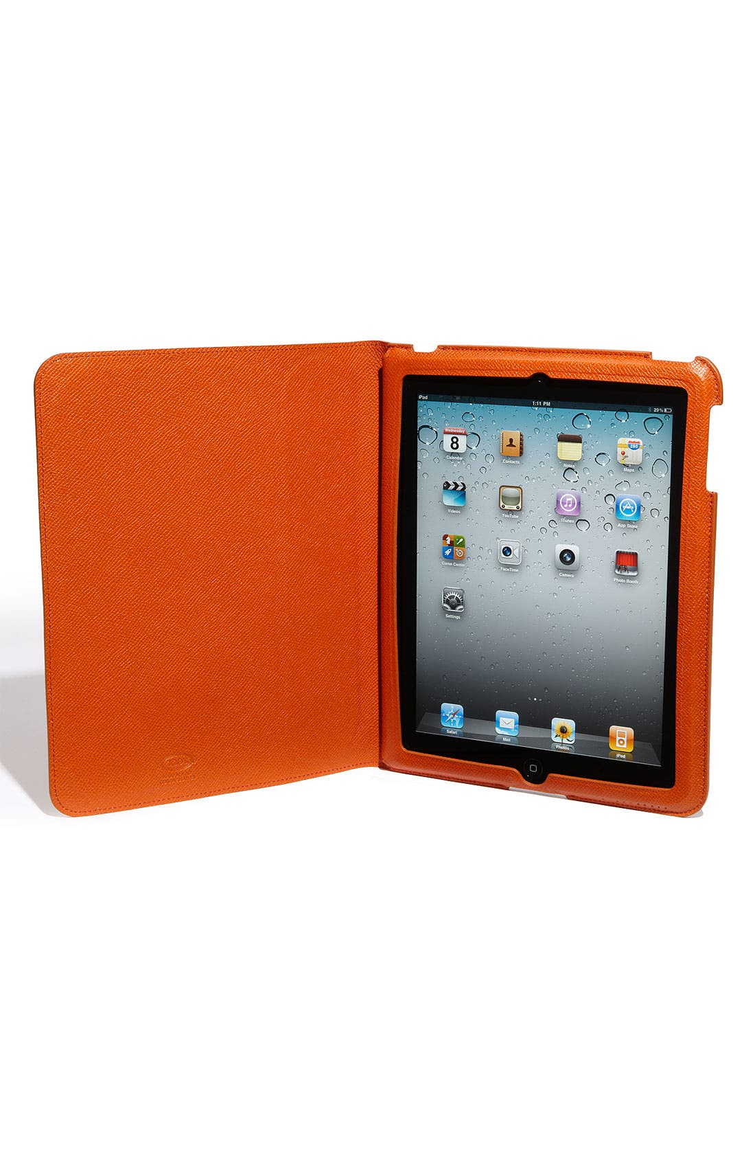 Alternate Image 4  - Tod's Leather iPad 2 Case