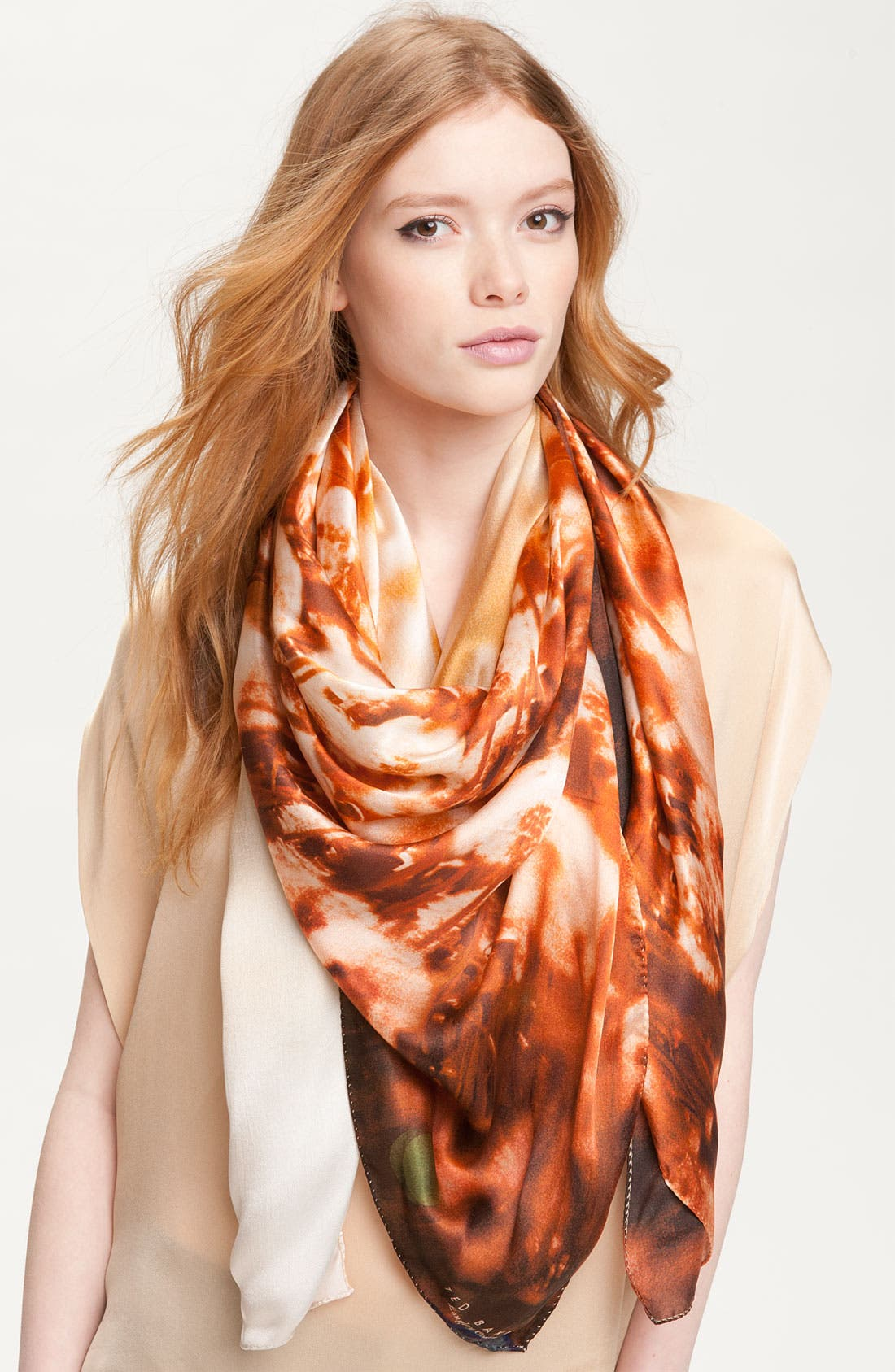 Alternate Image 1 Selected - Ted Baker London 'Danilion' Square Scarf