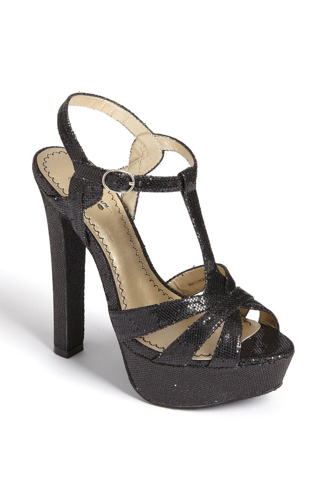 Main Image - BP. 'Glow' Platform Sandal