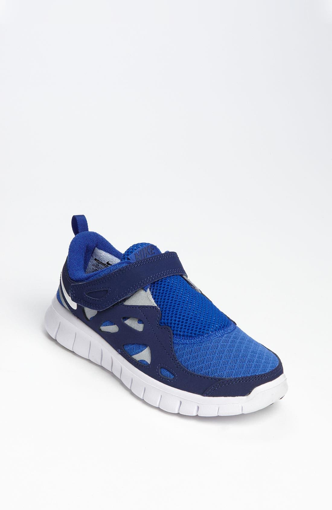Alternate Image 1 Selected - Nike 'Free Run 2.0' Running Shoe (Baby, Walker, Toddler & Little Kid)