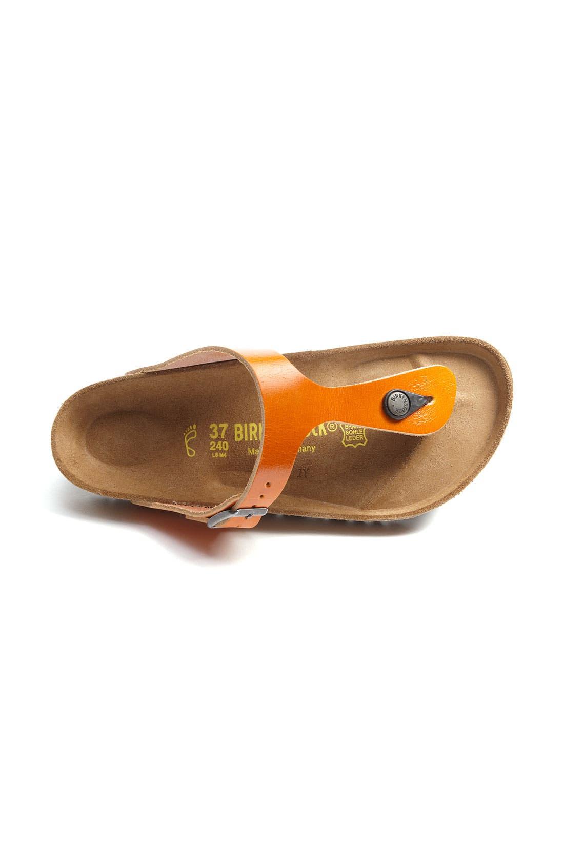 Alternate Image 3  - Birkenstock 'Gizeh' Sandal (Exclusive)