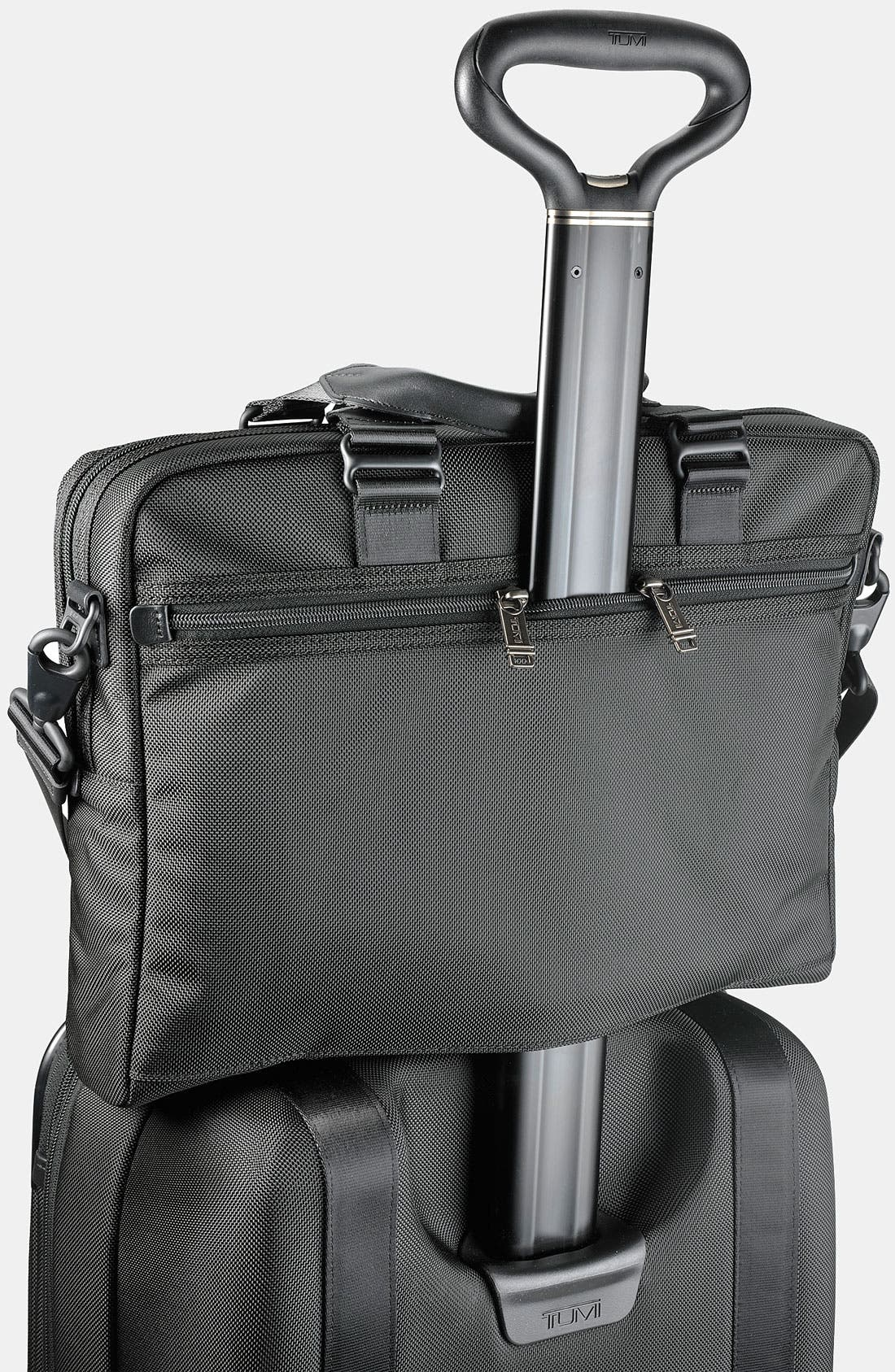 Alternate Image 4  - Tumi 'Alpha Bravo - McNair' Slim Leather Briefcase