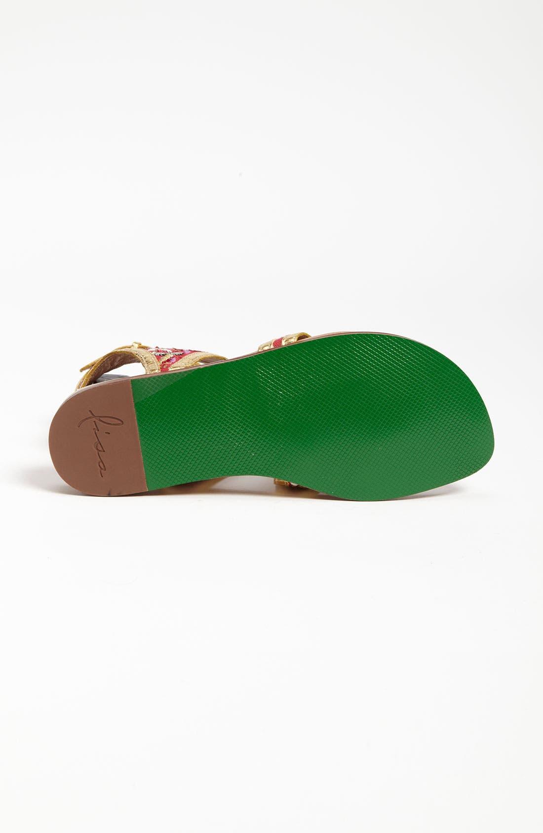 Alternate Image 4  - Lisa for Donald J Pliner 'Gissa' Sandal