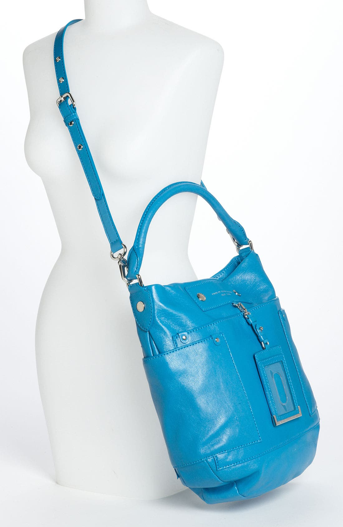 Alternate Image 2  - MARC BY MARC JACOBS 'Preppy' Leather Hobo
