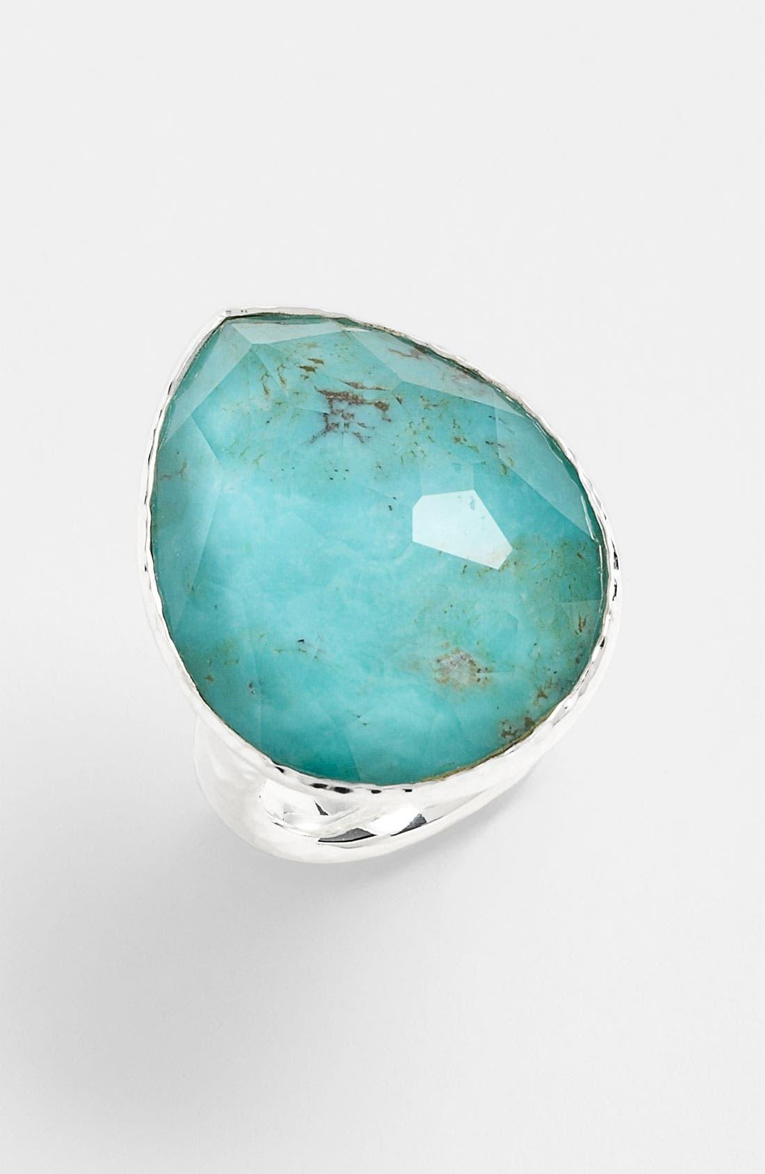 Alternate Image 1 Selected - Ippolita 'Grotto' Large Teardrop Ring