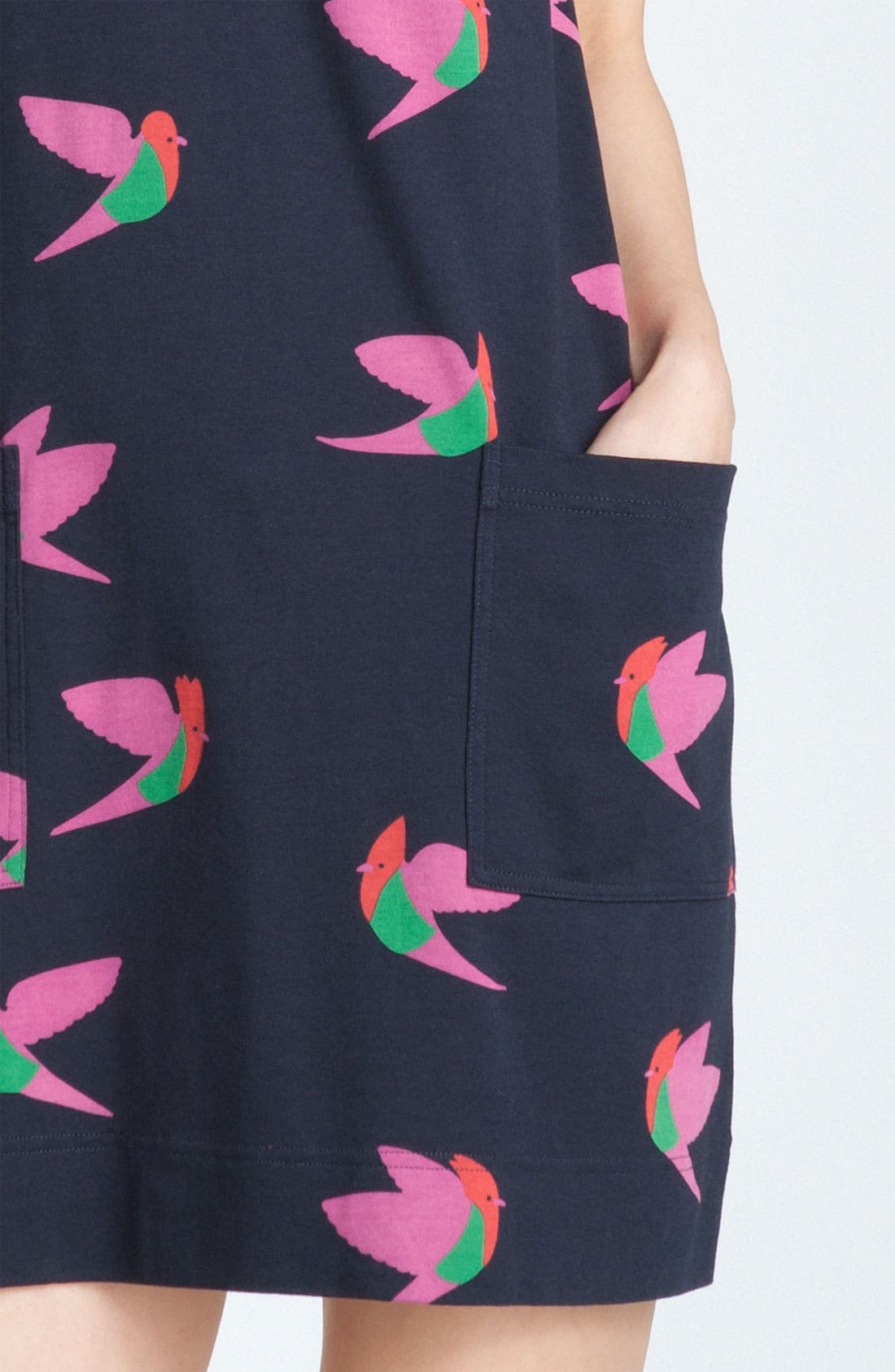Alternate Image 3  - MARC BY MARC JACOBS 'Night Bird' Print Shift Dress
