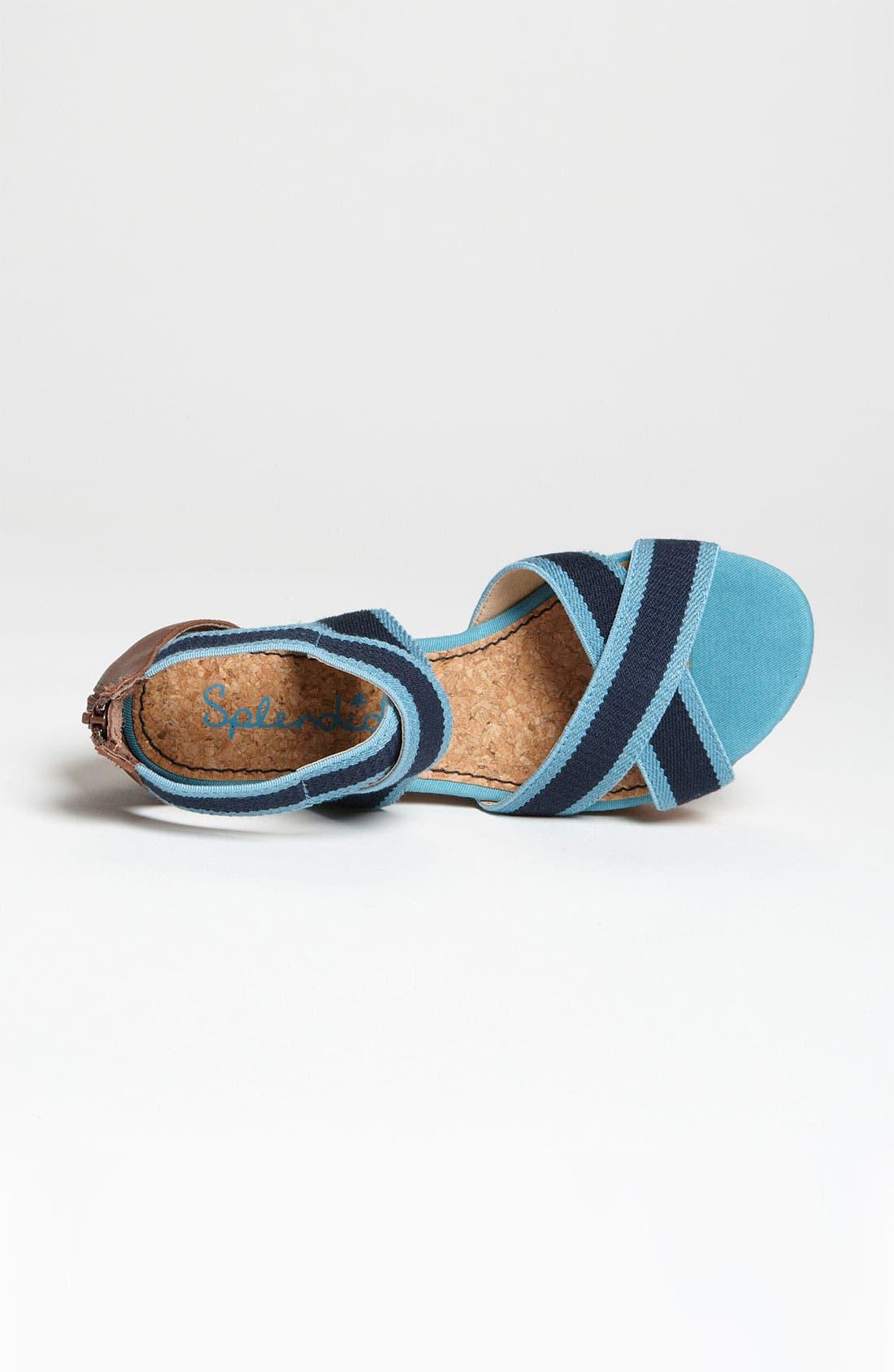 Alternate Image 3  - Splendid 'Wishful' Platform Sandal