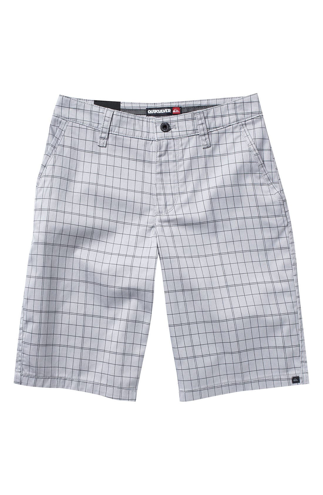 Alternate Image 1 Selected - Quiksilver 'Nuno' Shorts (Little Boys)