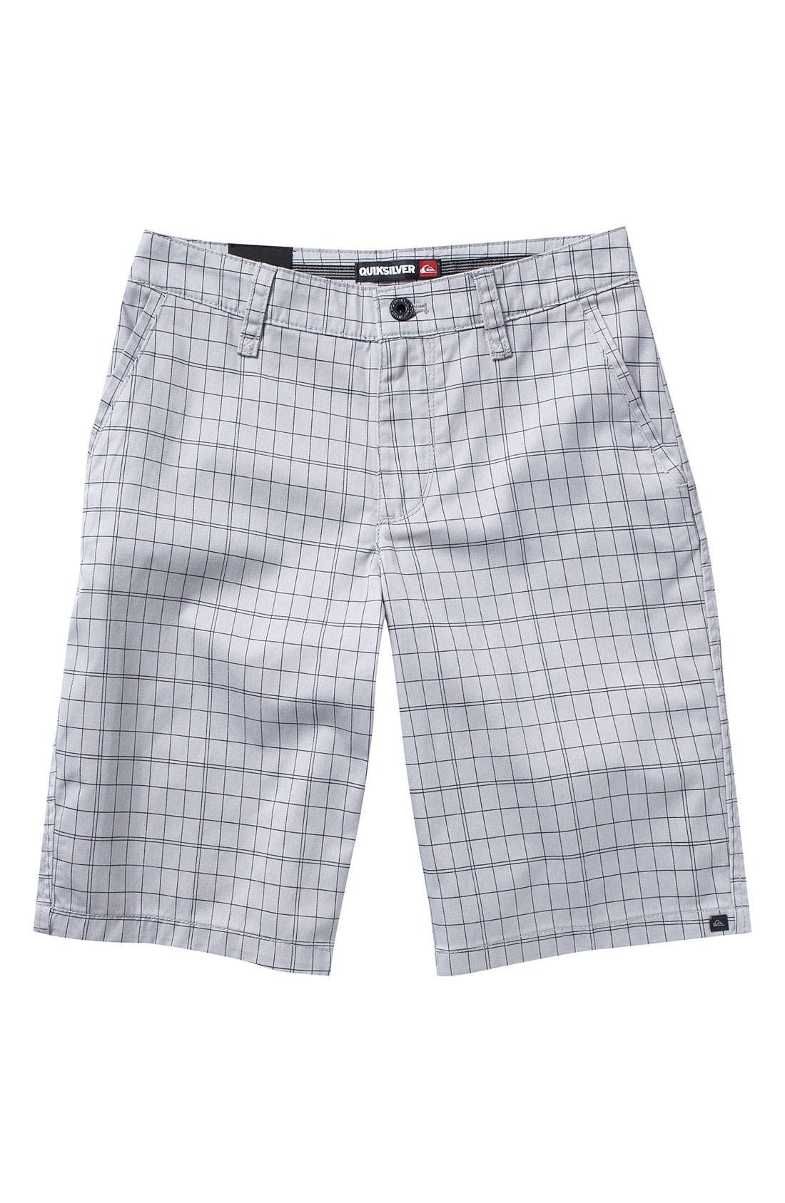 Main Image - Quiksilver 'Nuno' Shorts (Little Boys)