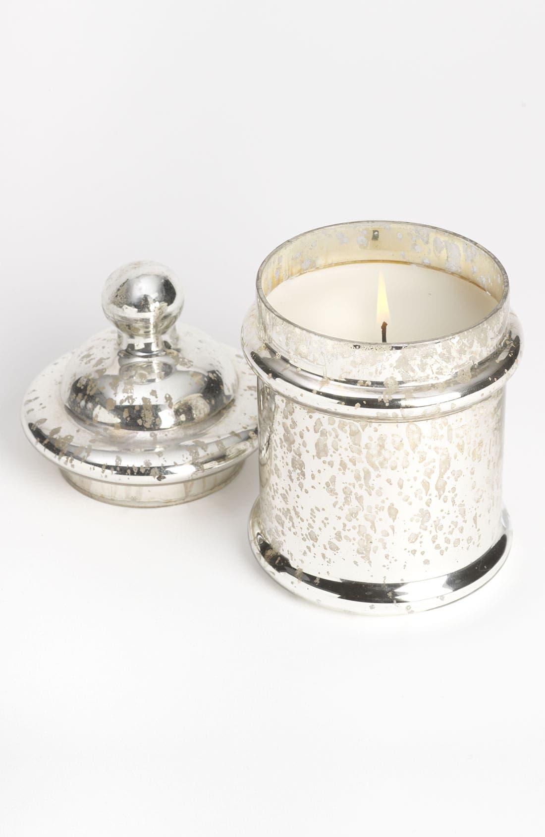 Main Image - Himalayan Trading Post Silver Candy Jar Candle