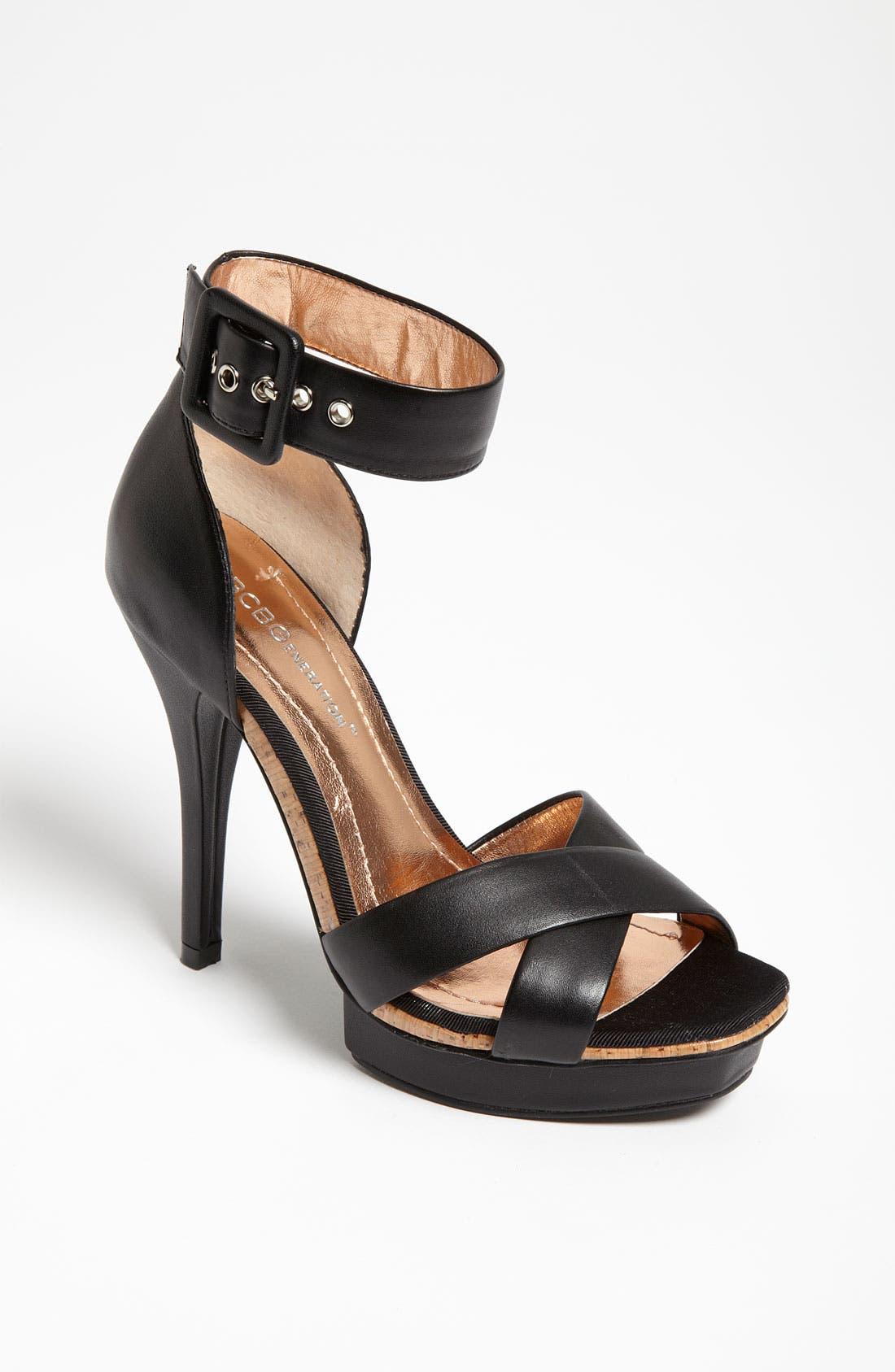 Main Image - BCBGeneration 'Zenas' Sandal