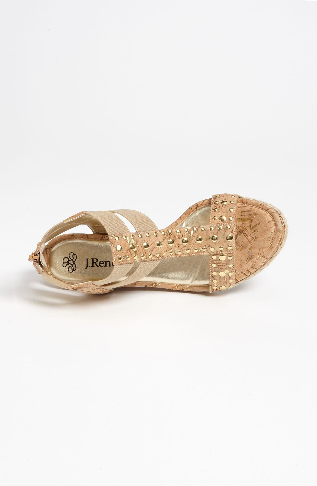 Alternate Image 3  - J. Reneé 'Flax' Sandal