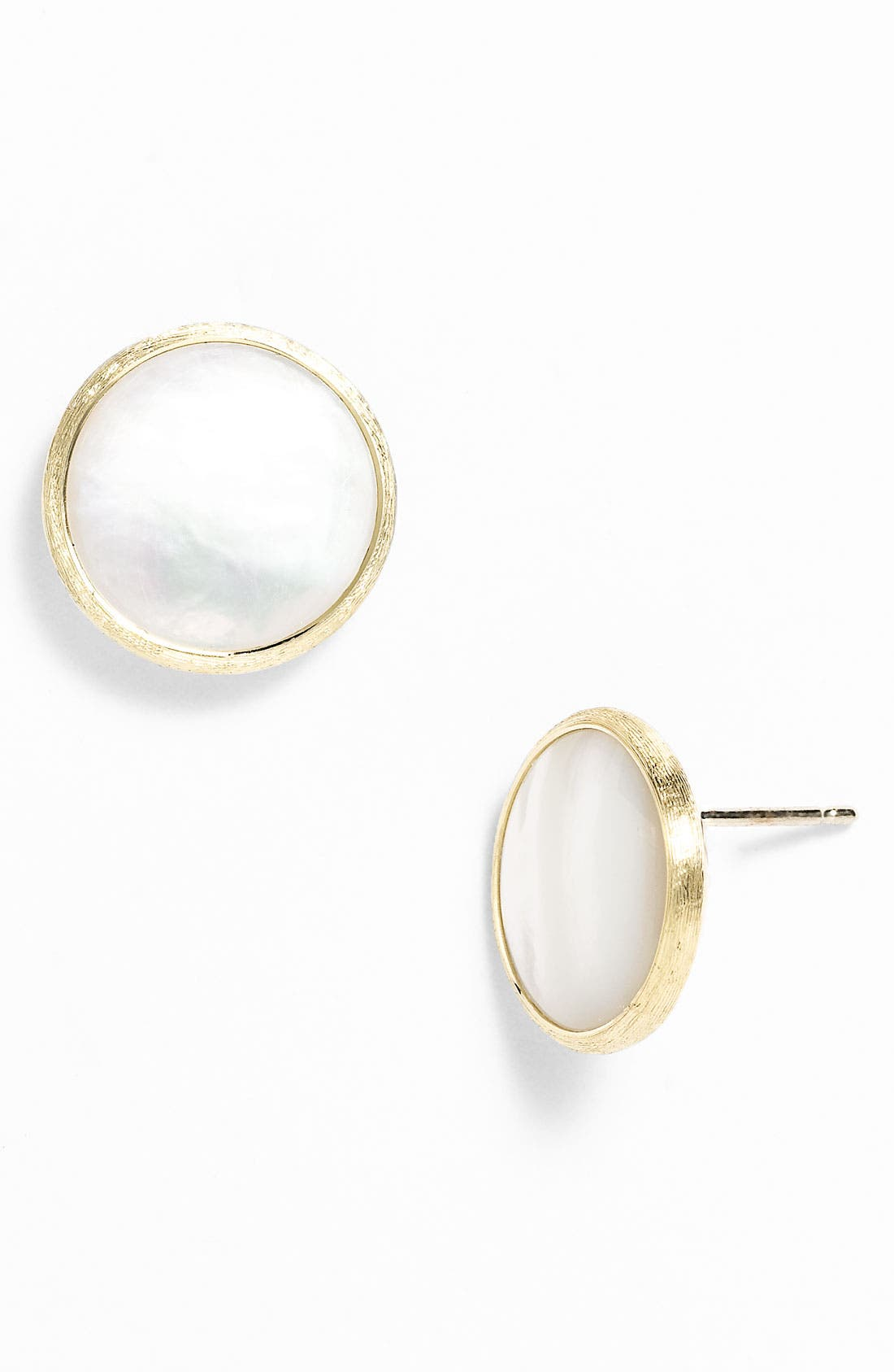 Alternate Image 1 Selected - Marco Bicego 'Jaipur' Large Stud Earrings