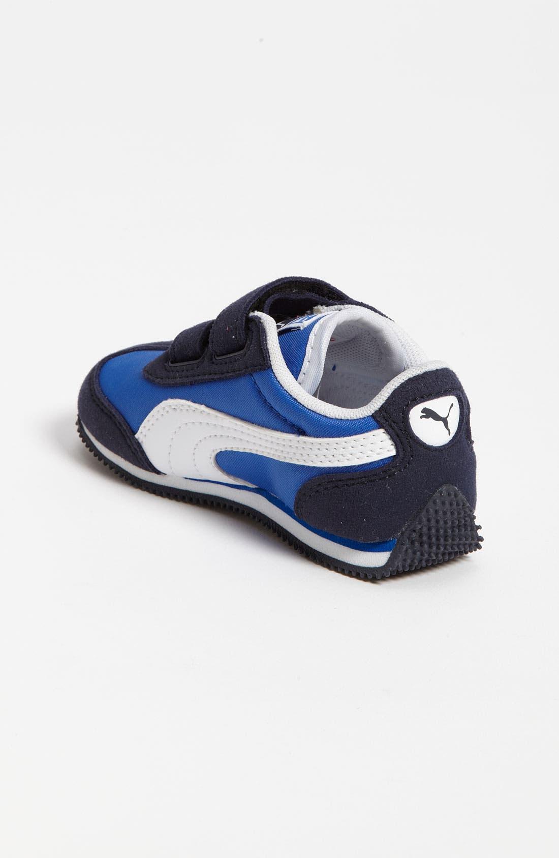 Alternate Image 2  - PUMA 'Whirlwind' Sneaker (Baby, Walker, Toddler, Little Kid & Big Kid)