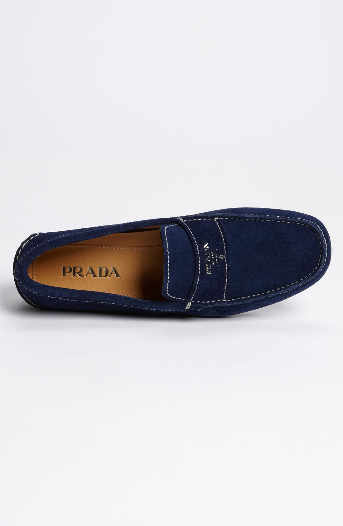 Alternate Image 3  - Prada Suede Driving Shoe