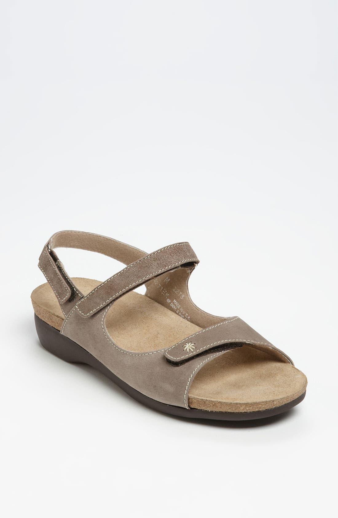 Alternate Image 1 Selected - Munro 'Gemini' Sandal