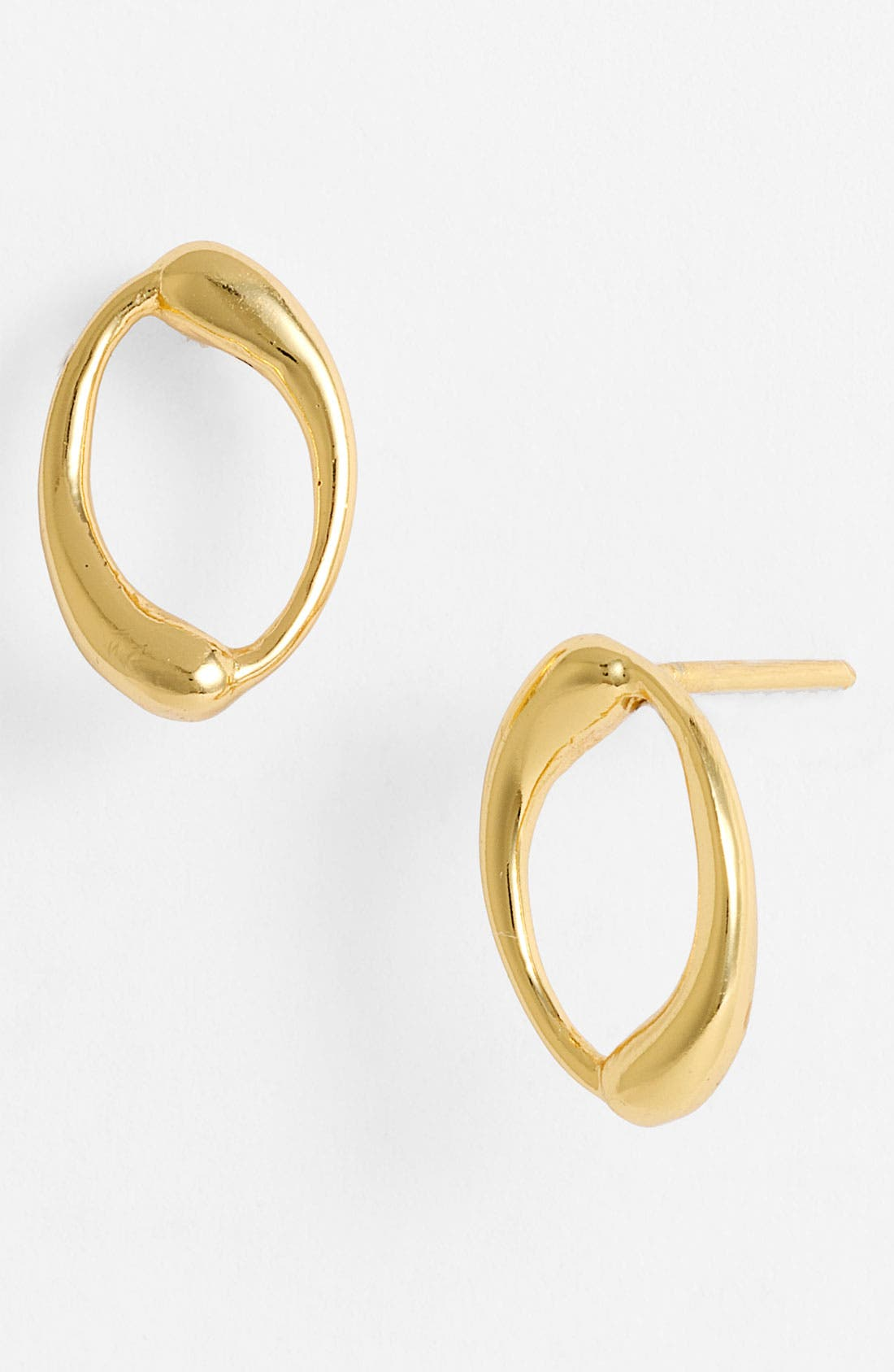 Alternate Image 1 Selected - Argento Vivo Open Stud Earrings (Online Only)