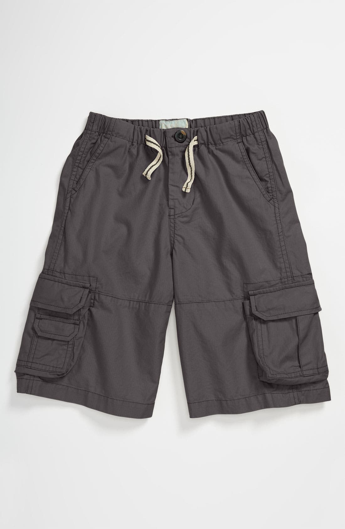 Alternate Image 1 Selected - Peek 'New Beach' Cargo Shorts (Toddler, Little Boys & Big Boys)