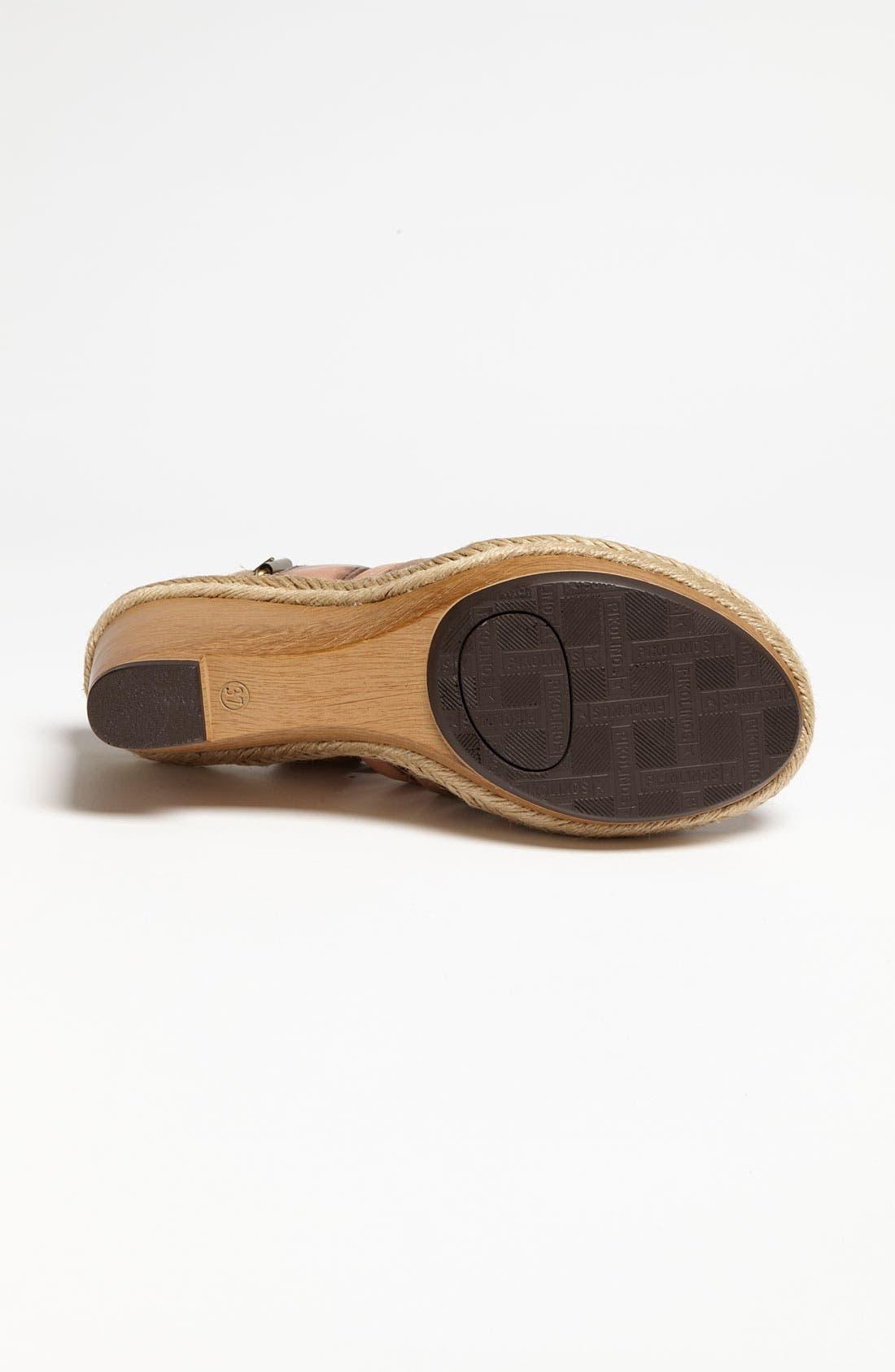Alternate Image 4  - PIKOLINOS 'Gomera' Sandal