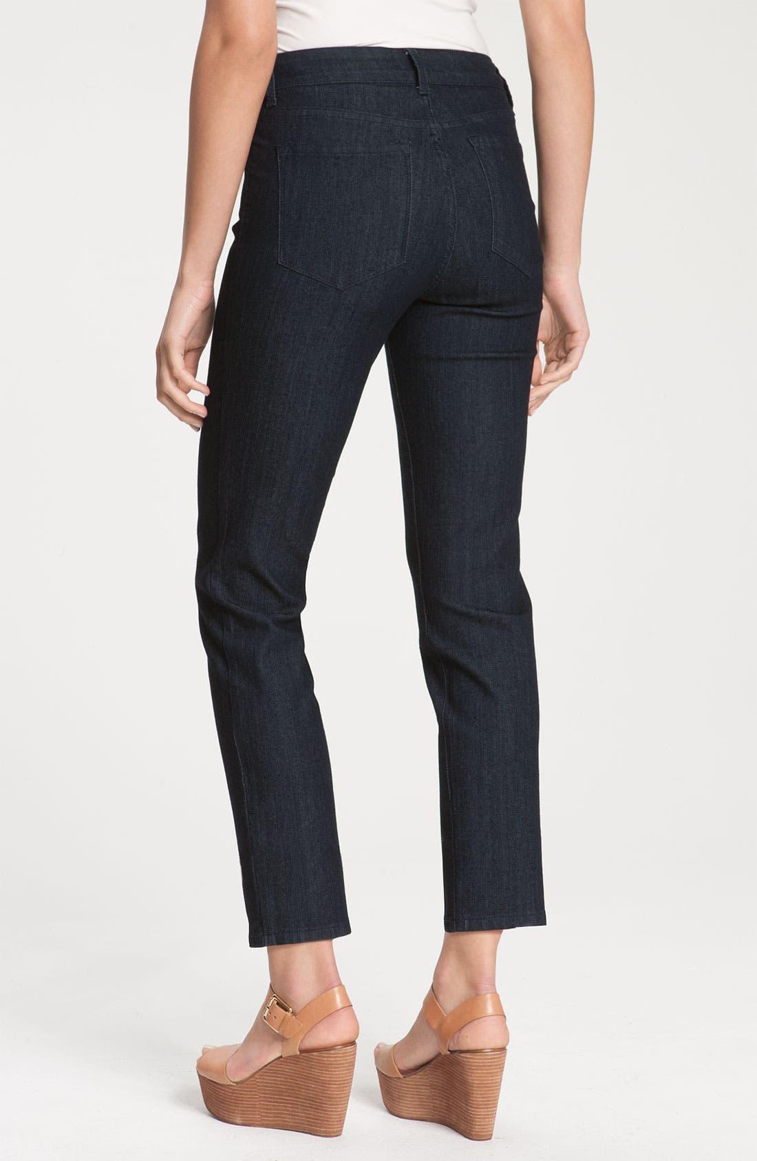 Alternate Image 2  - NYDJ 'Alisha' Skinny Stretch Jeans