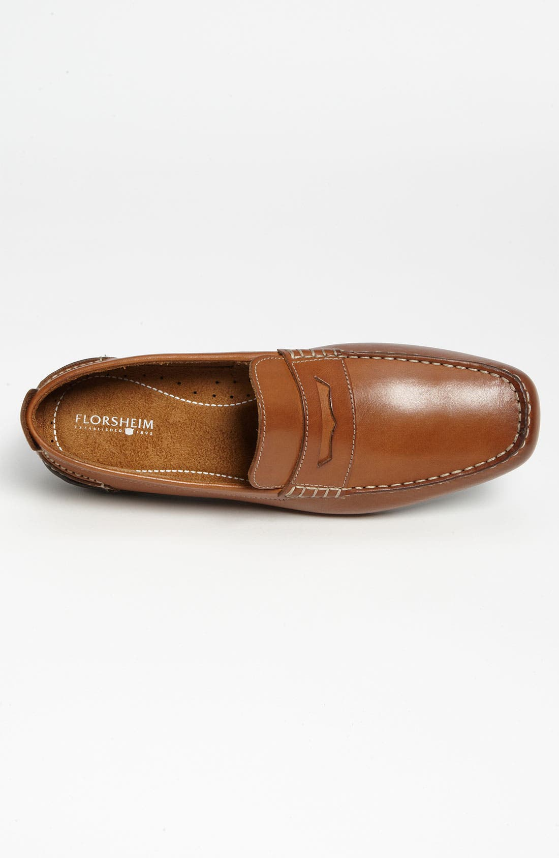 Alternate Image 3  - Florsheim 'University' Penny Loafer (Online Only)