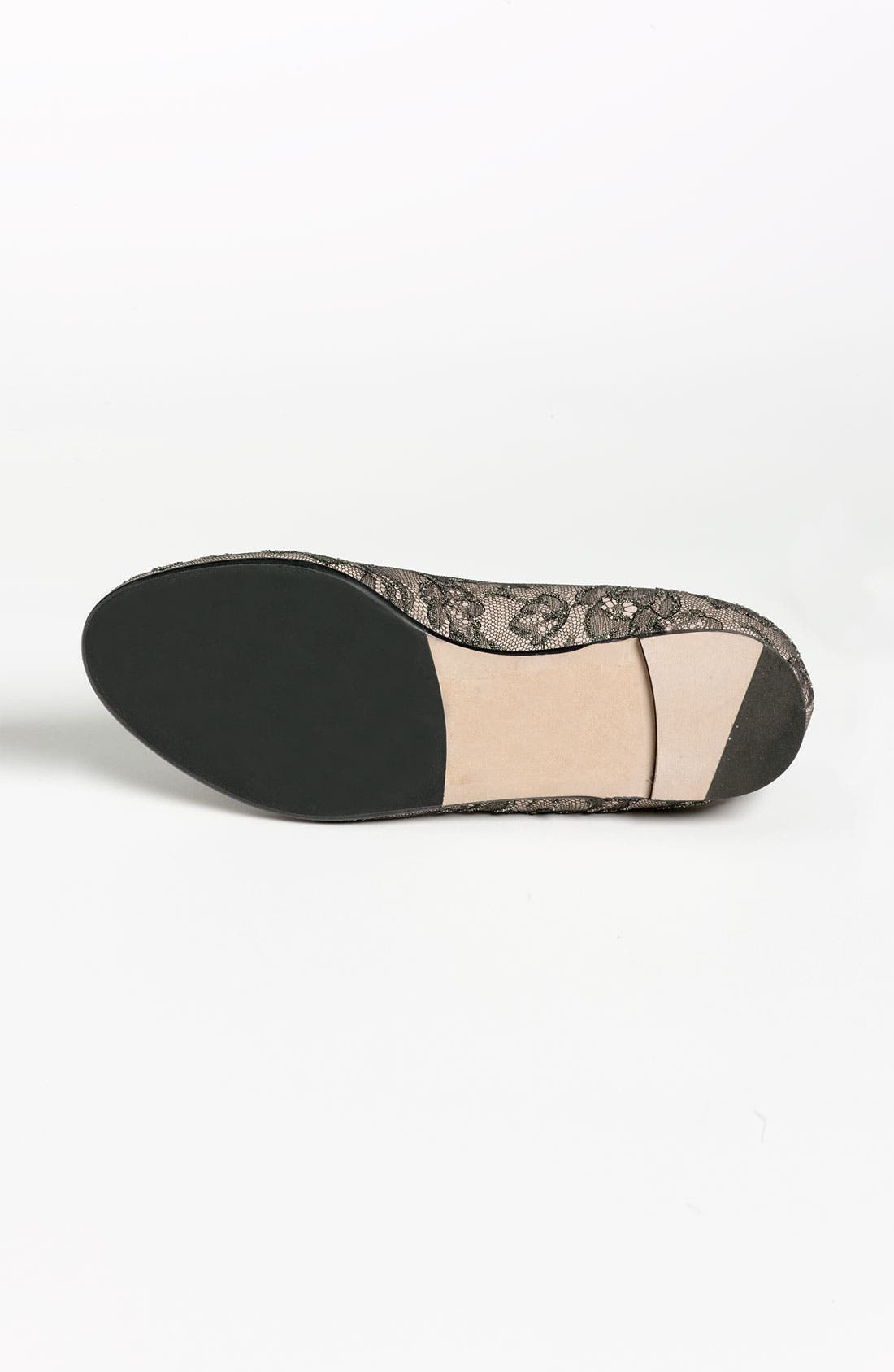 Alternate Image 4  - Valentino 'Lace Art' Slipper
