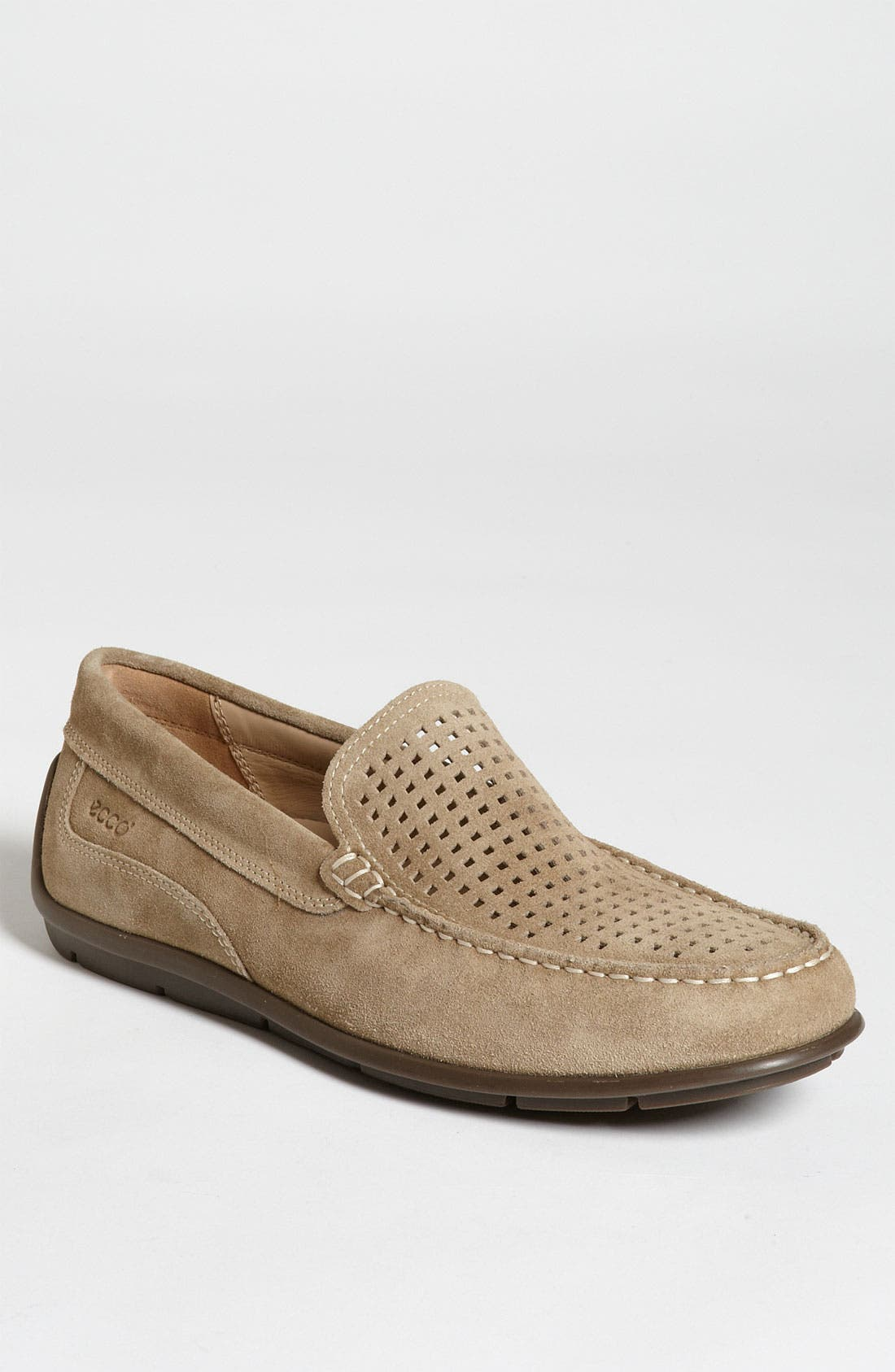 Alternate Image 1 Selected - ECCO 'Classic Moc' Slip-On