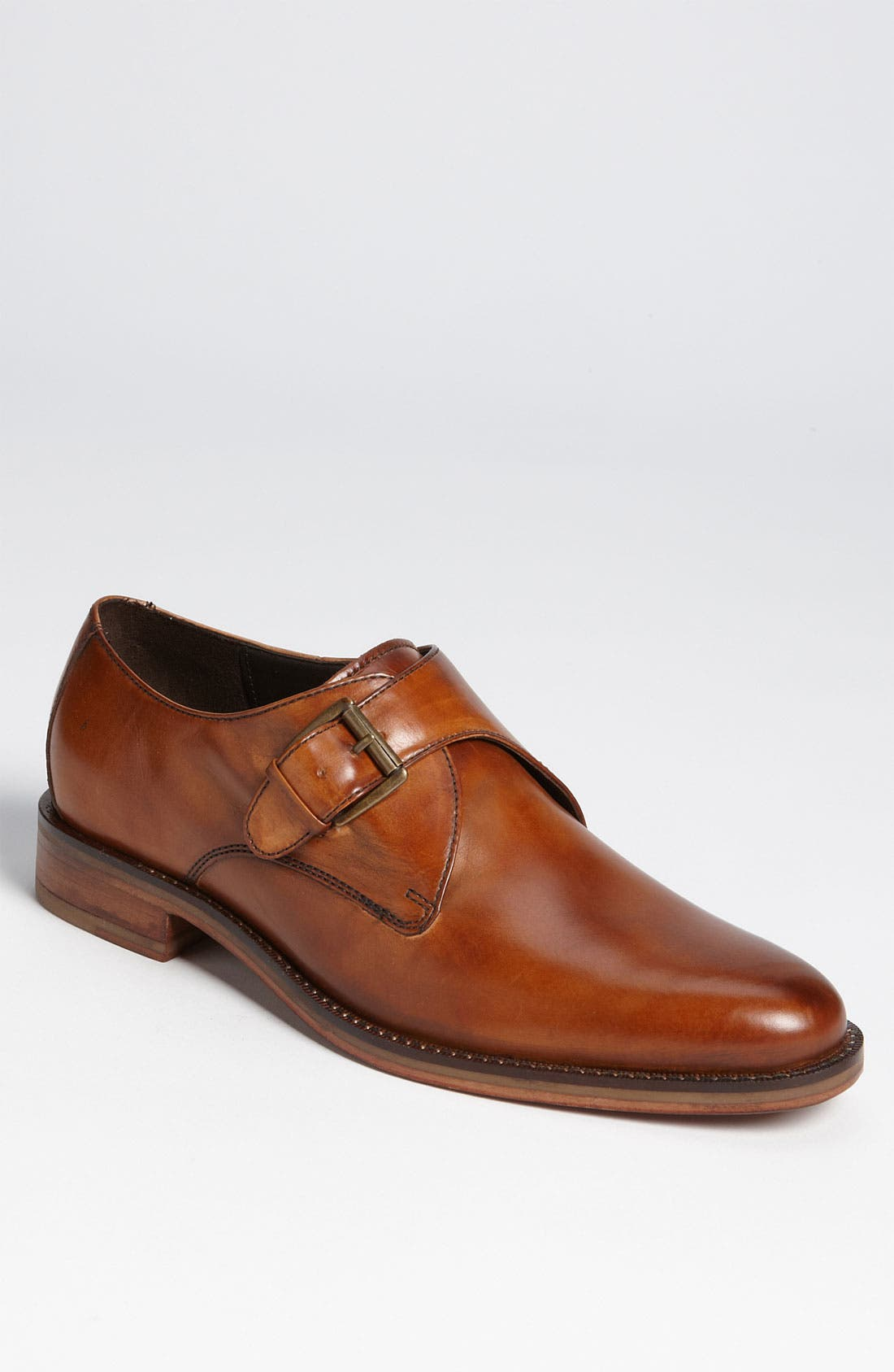 Alternate Image 1 Selected - Cole Haan 'Air Madison' Monk Strap Shoe