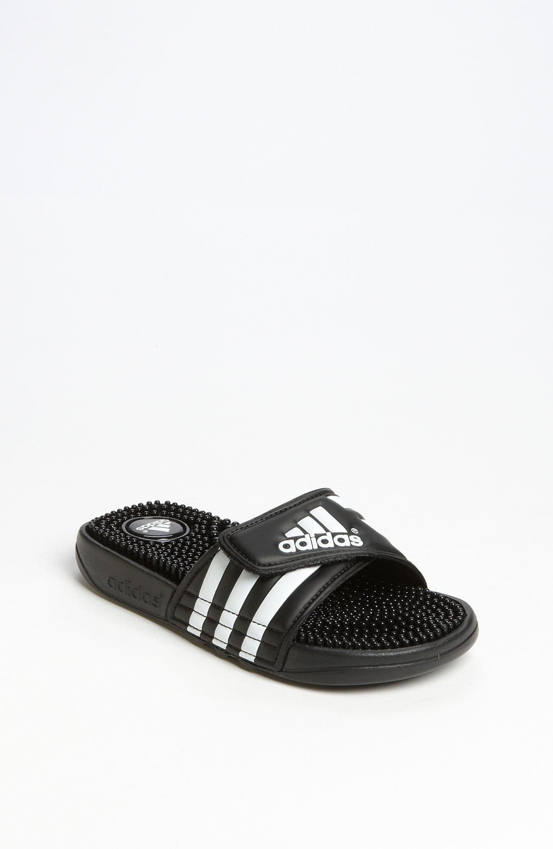 Alternate Image 1 Selected - adidas 'Adissage' Sandal (Toddler, Little Kid & Big Kid)