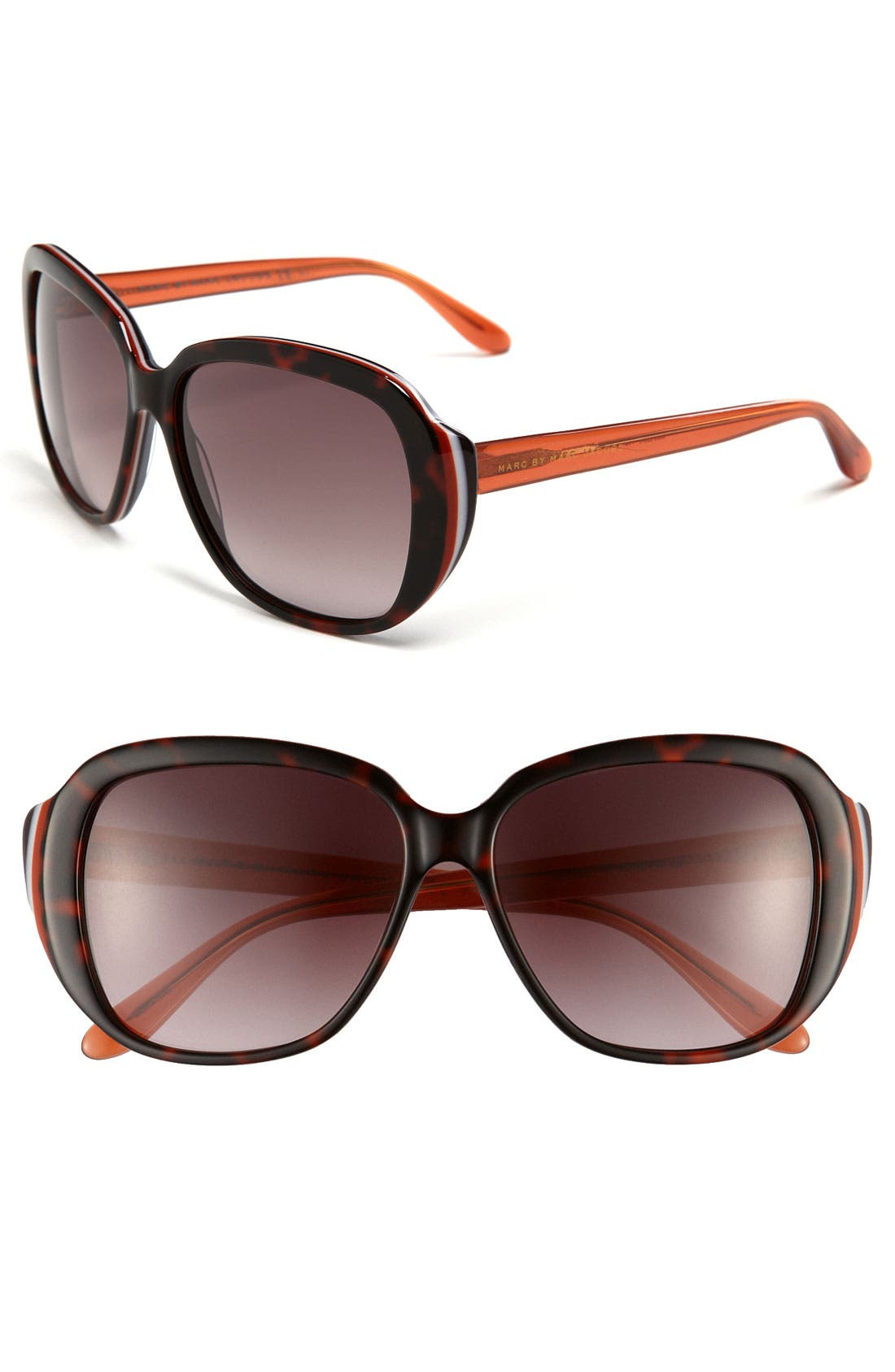 Alternate Image 1 Selected - MARC BY MARC JACOBS 'Classic' Sunglasses