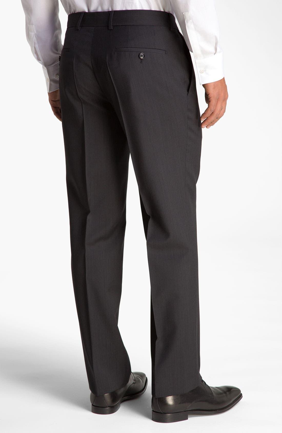 Alternate Image 5  - BOSS Black 'Pasini/Movie' Stripe Suit