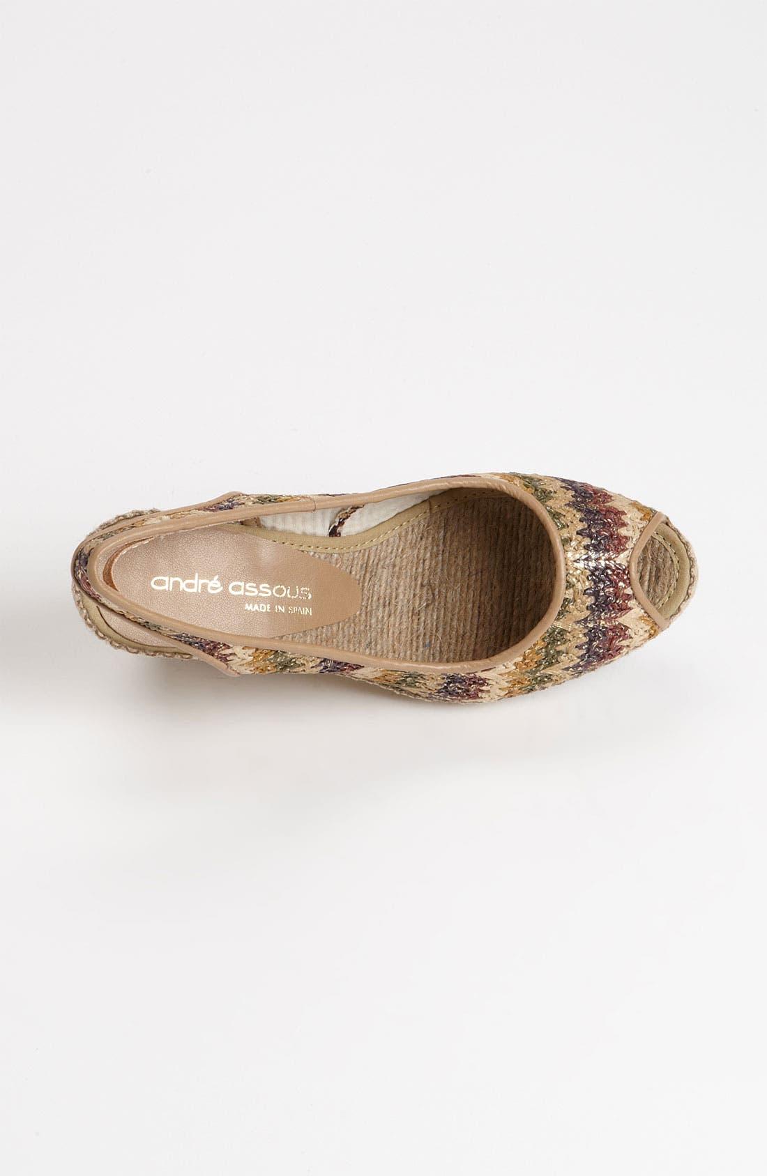 Alternate Image 3  - André Assous 'Payton' Sandal