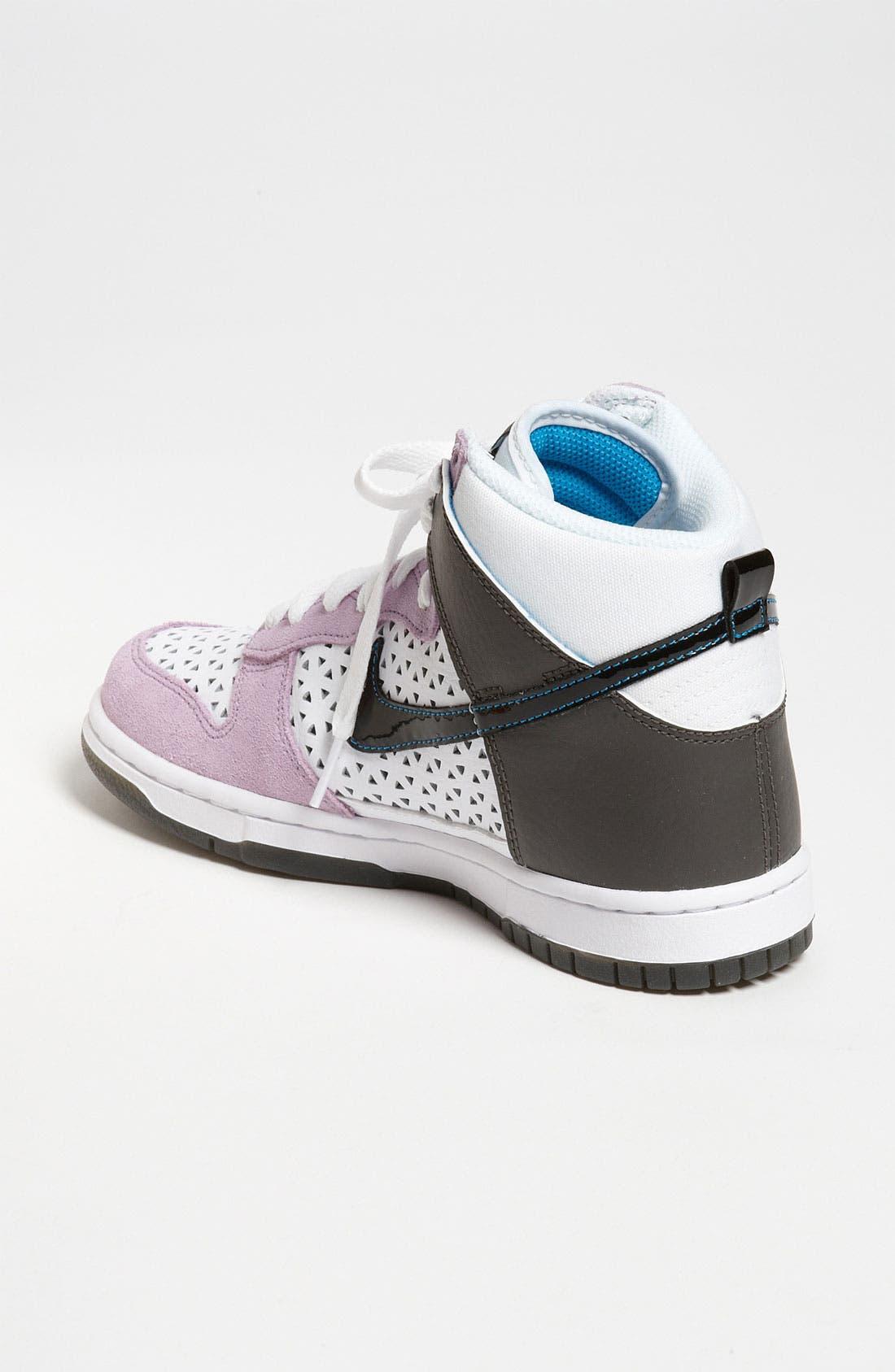 Alternate Image 3  - Nike 'Dunk Hi 6.0' Sneaker (Women) (Exclusive)