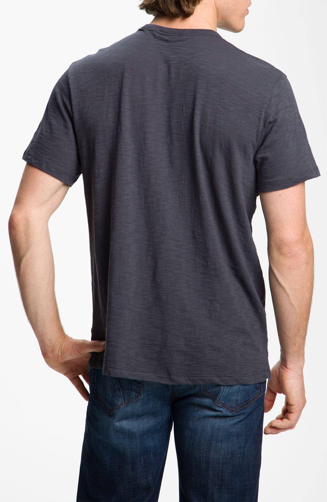Alternate Image 2  - Banner 47 'Lakers' Regular Fit Slubbed T-Shirt (Men)