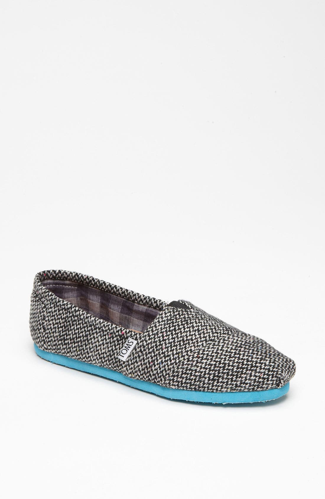 Main Image - TOMS 'Classic - Fleckpop' Slip-On (Women) (Nordstrom Exclusive)